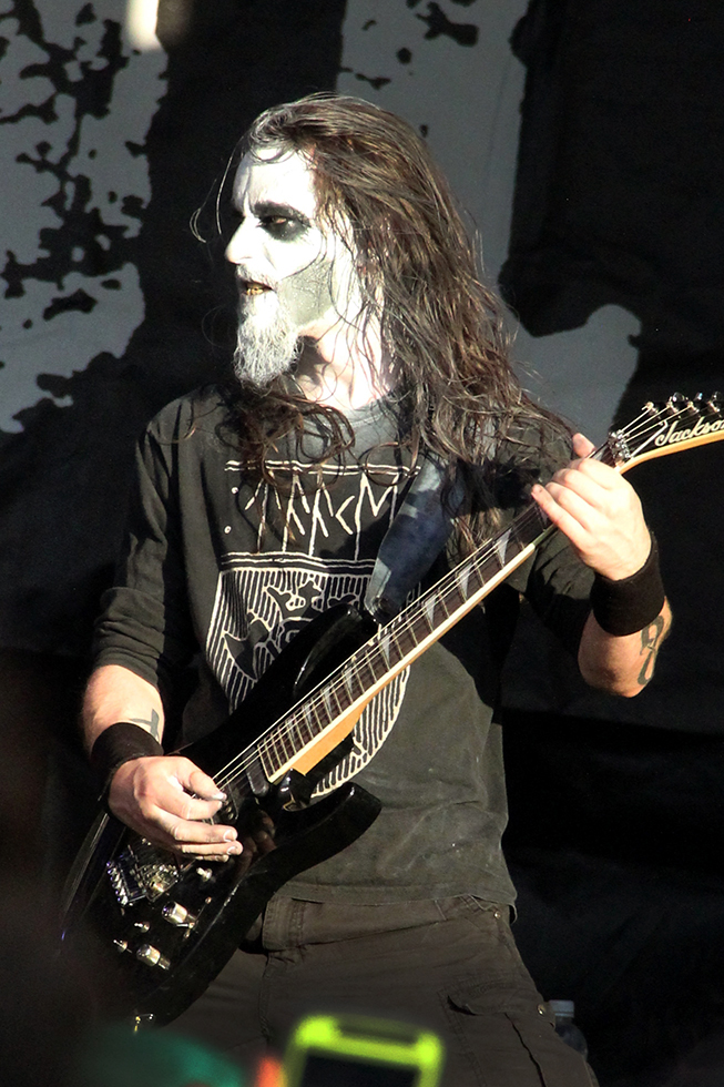 Taake at Maryland Deathfest