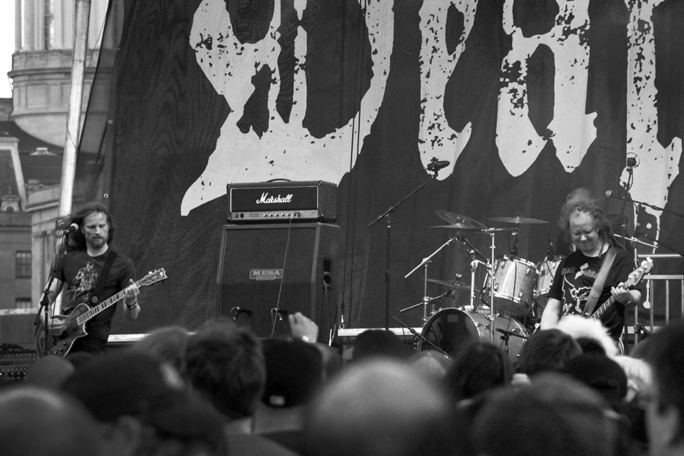 Cancer at Maryland Deathfest