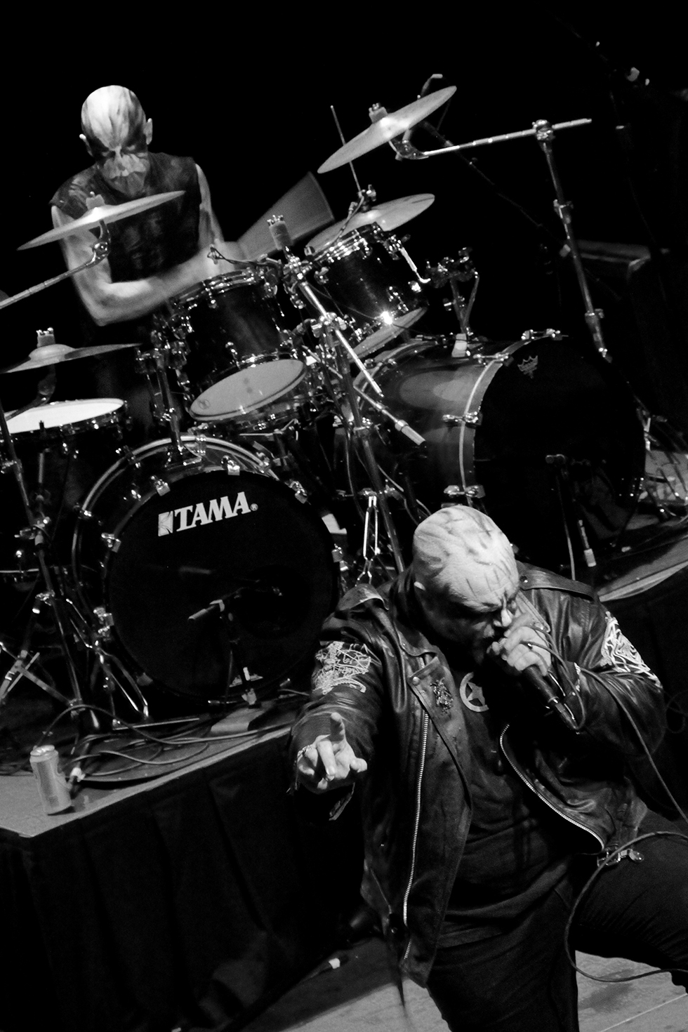 Enthroned at Maryland Deathfest