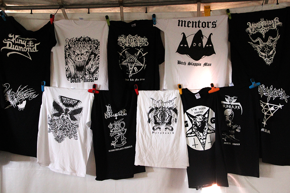 Maryland Deathfest Merch