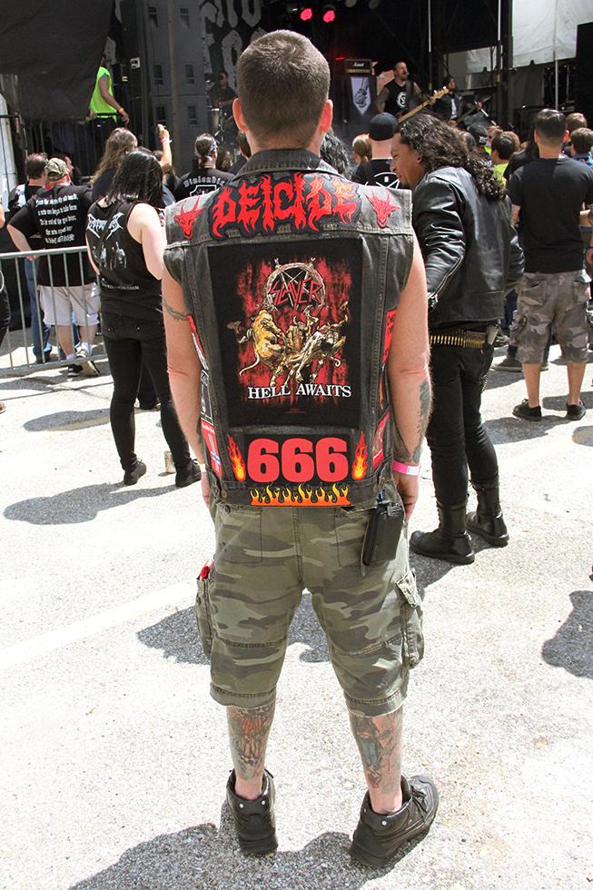 Battle Jackets at Maryland Deathfest