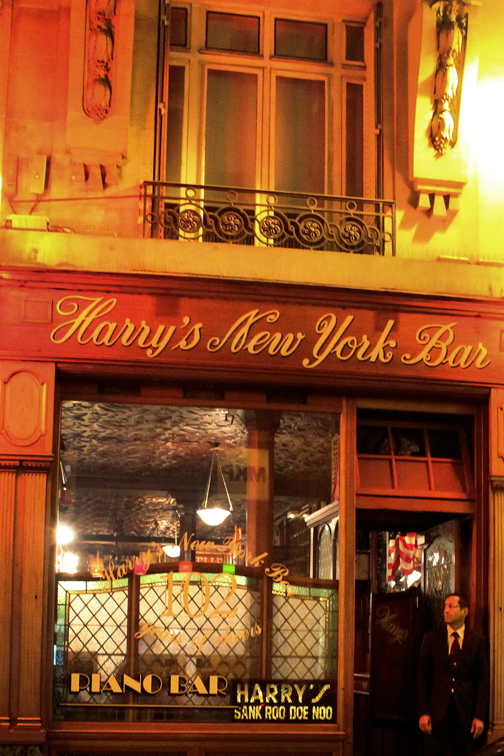 Harry's New York Bar | Paris, France