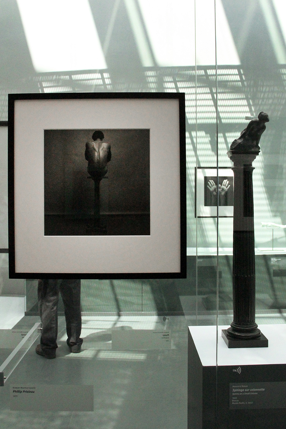 Mapplethorpe at Musee Rodin | Paris, France
