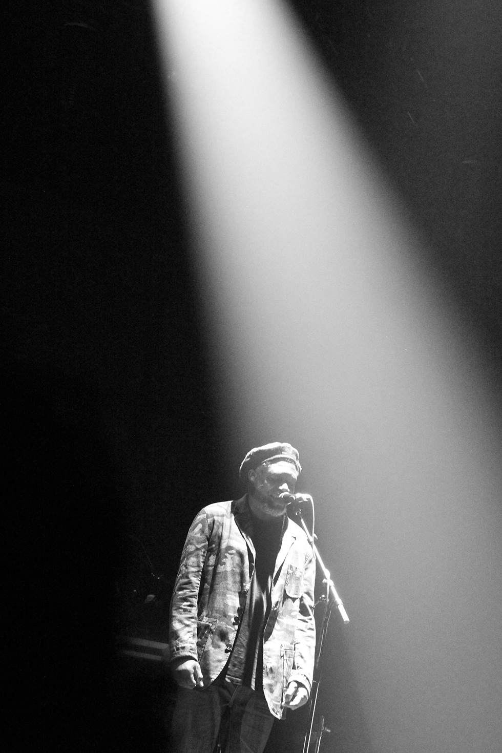 Horace Andy, Massive Attack | Barcelona, Spain
