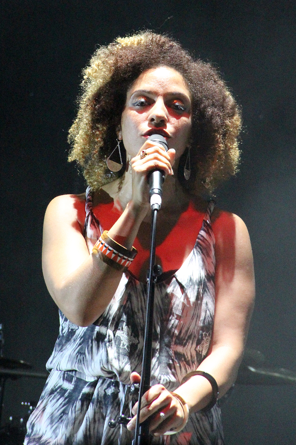 Martina Topley-Bird, Massive Attack | Barcelona, Spain