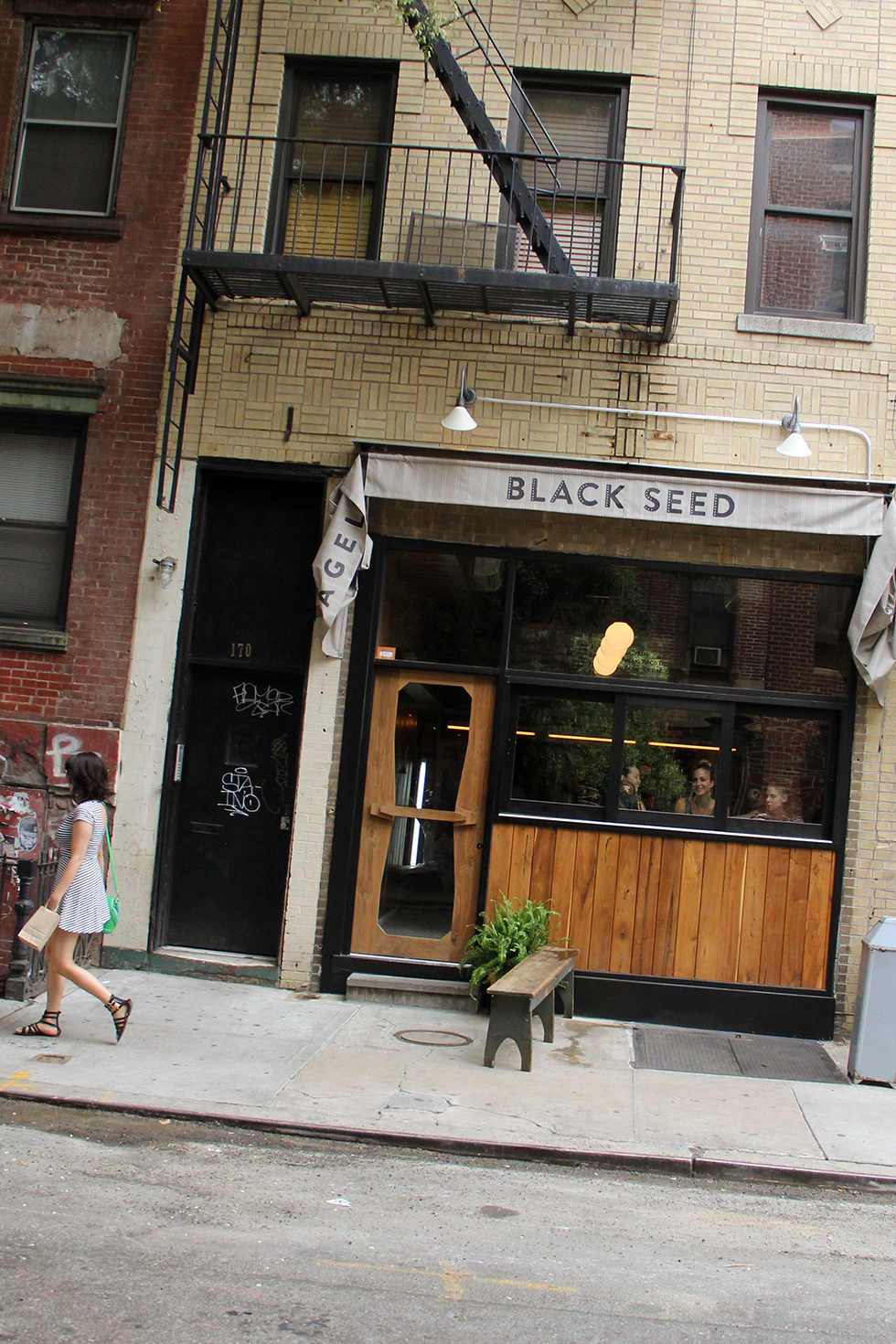 Black Seed Bagel | New York, New York