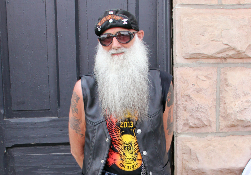 Biker | Sturgis, South Dakota