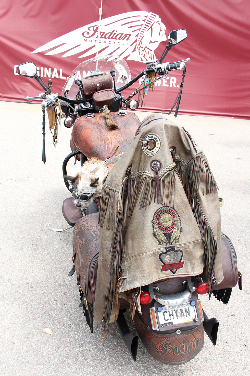 Hogs, Choppers, Indians, Harleys... | Sturgis, South Dakota