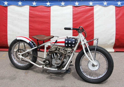 Hogs, Choppers, Indians, Harleys…