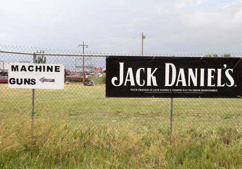 Machine Guns & Jack Daniels | Sturgis, South Dakota