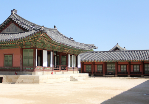 Gyeongbokgung Palace & Gate | Seoul, South Korea