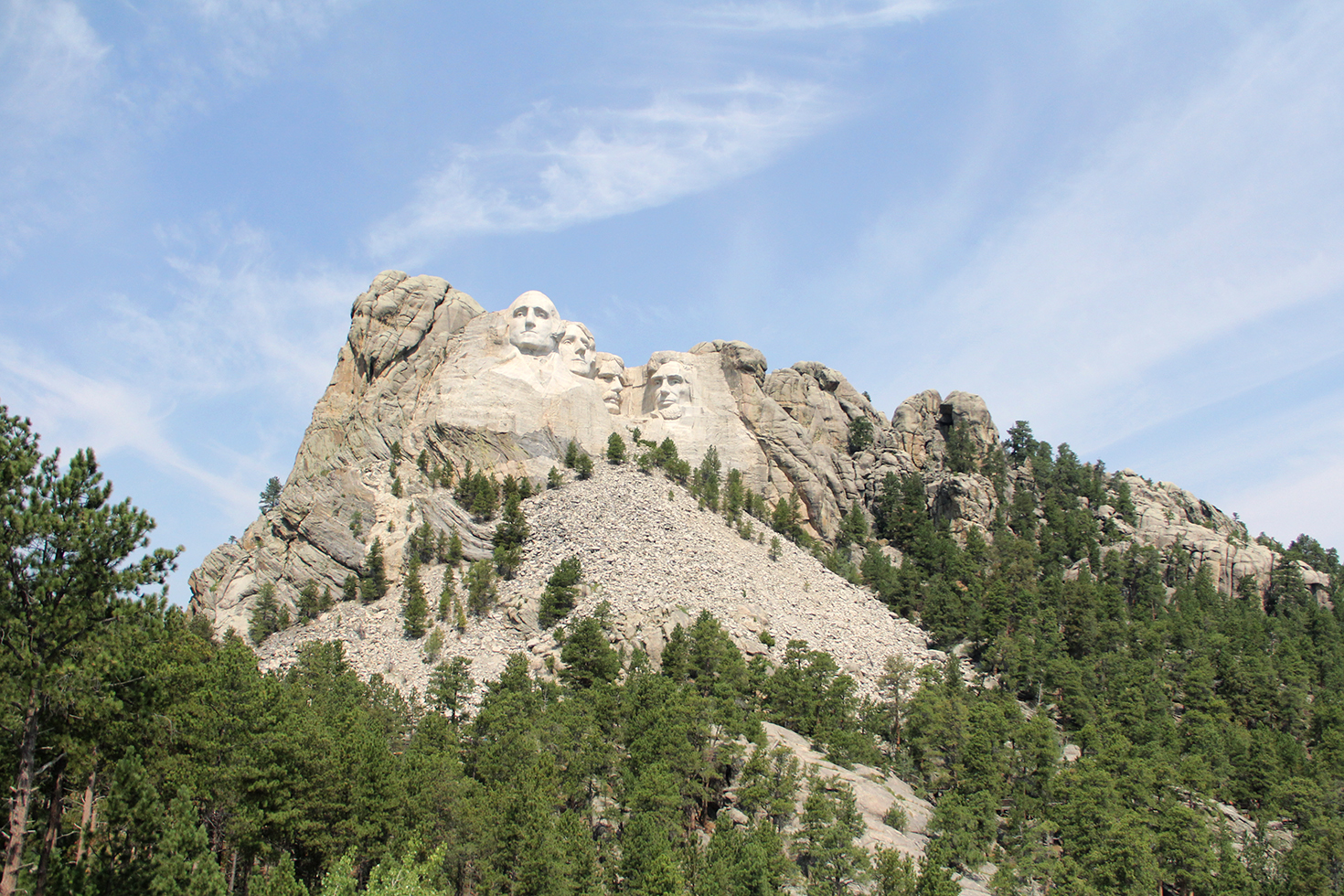 Mount Rushmore | Sturgis, South Dakota