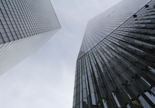 Transit Hub, 9/11 Memorial And One WTC Tower