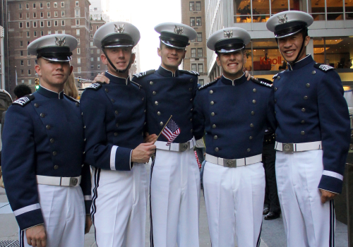 Air Force Academy Cadets | New York, New York