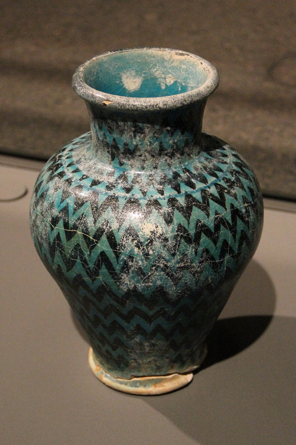 13th Century Syrian Jar, Museum of Islamic Art | Doha, Qatar