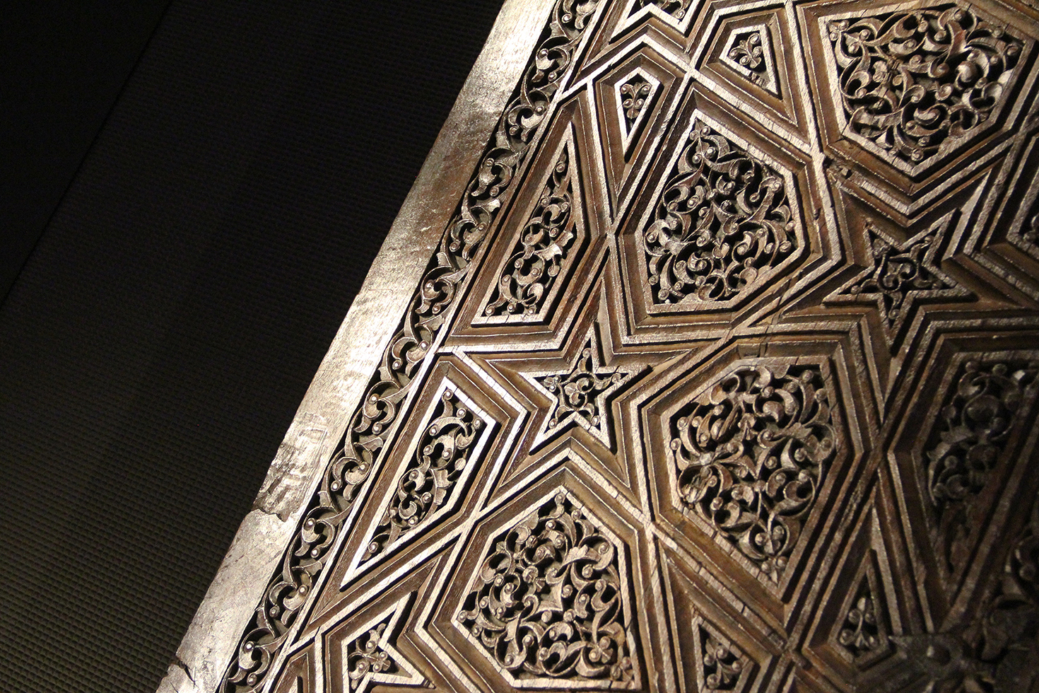 13th Century Turkish Window Shutters, Museum of Islamic Art | Doha, Qatar