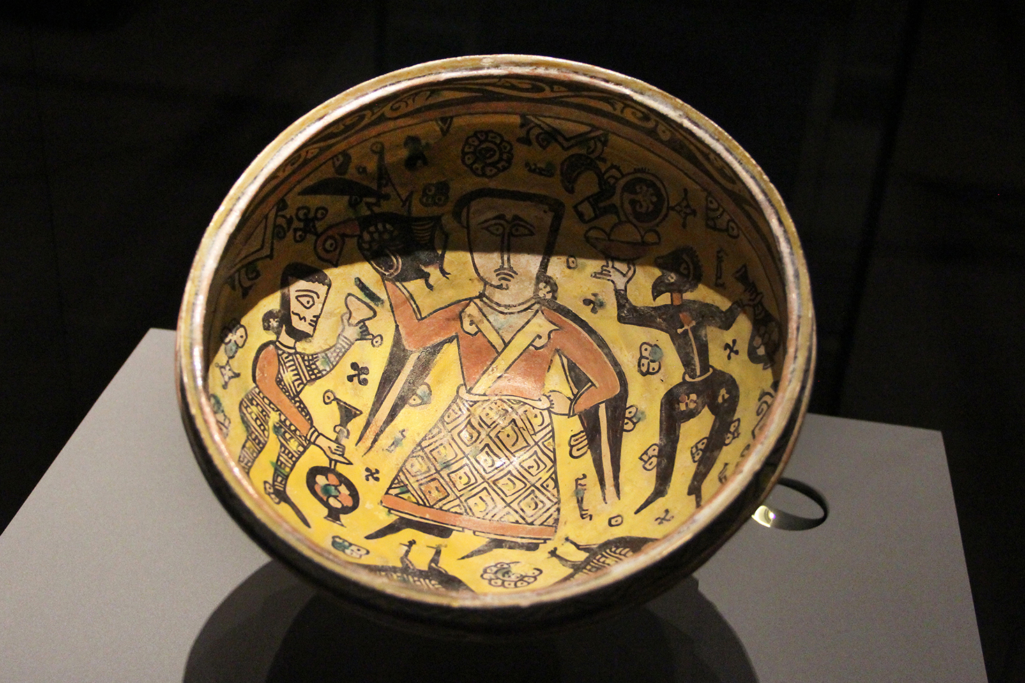 10th Century Iranian Bowl, Museum of Islamic Art | Doha, Qatar