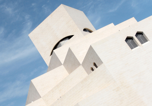 I. M. Pei's Museum Of Islamic Art | Doha, Qatar