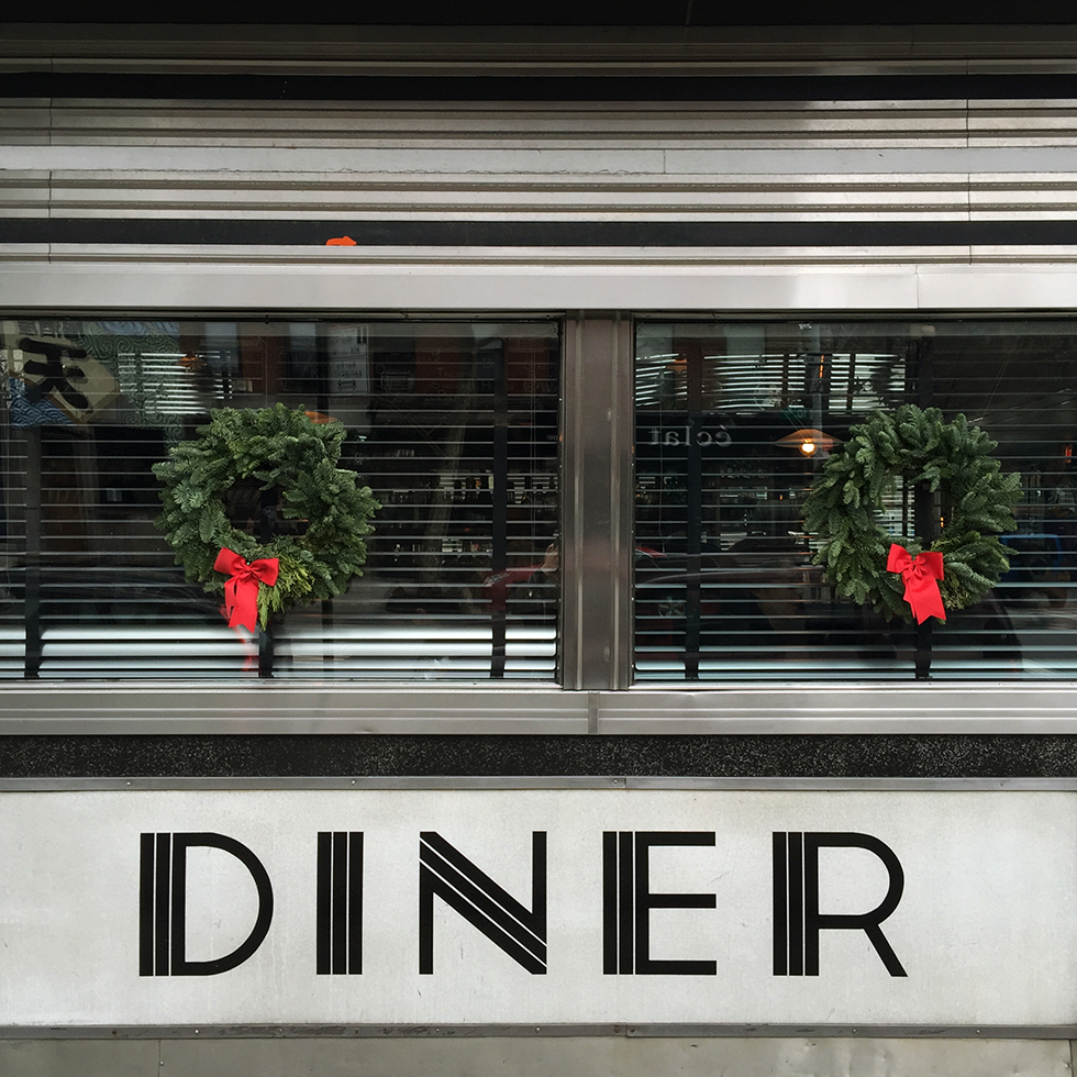 Empire Diner | New York, New York