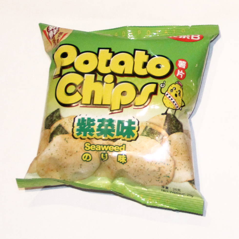 Potato Chips | Hong Kong, China