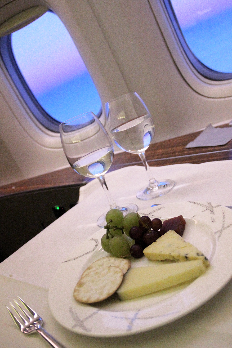 Cheese Plate | In the Air