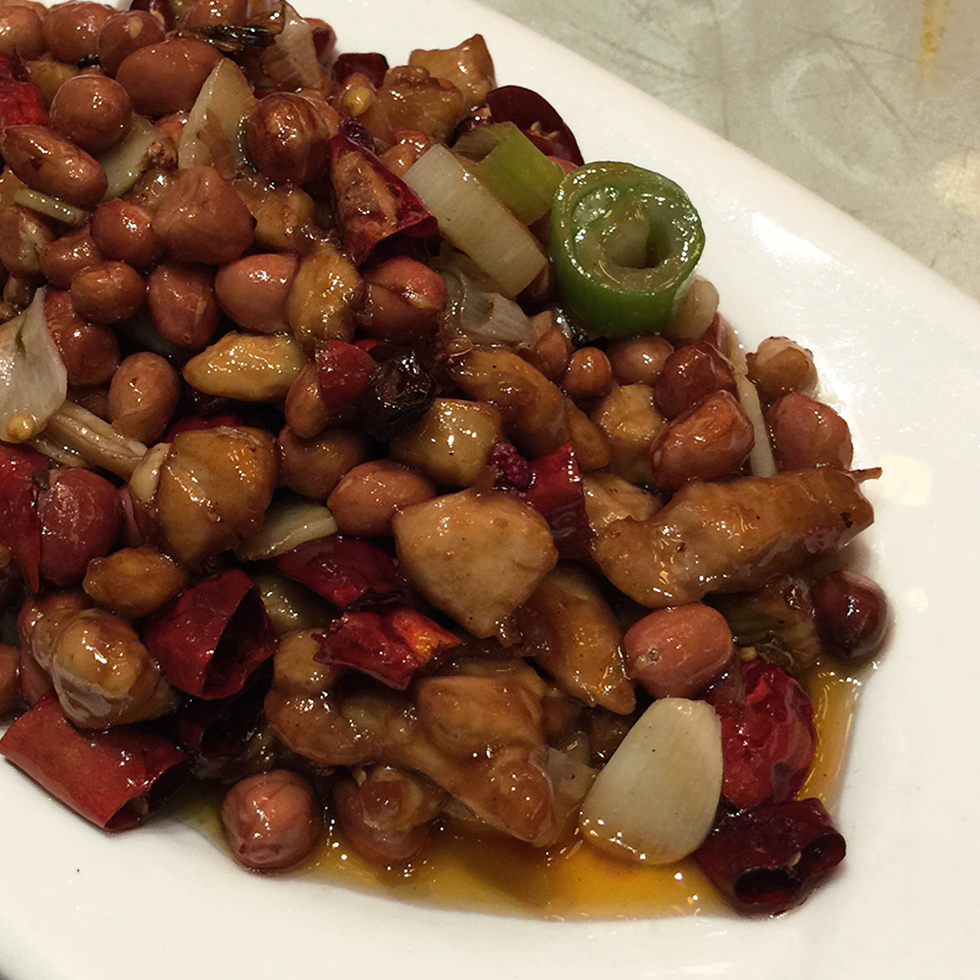Kung Pao at Chenmapo | Chengdu, China