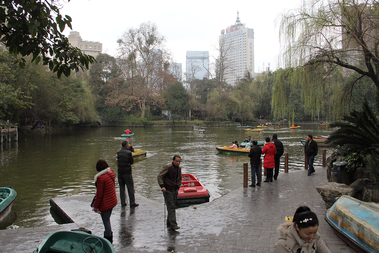People's Park | Chengdu, China
