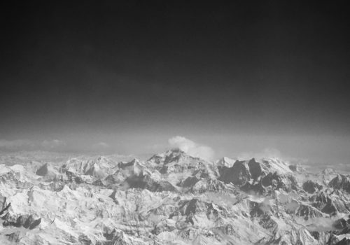 Somewhere Over The Himalayas | In The Air