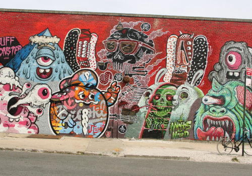 The Murals Of Bushwick