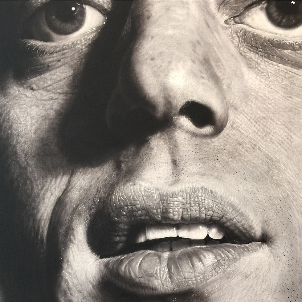 Chuck Close at the new Whitney | New York, New York
