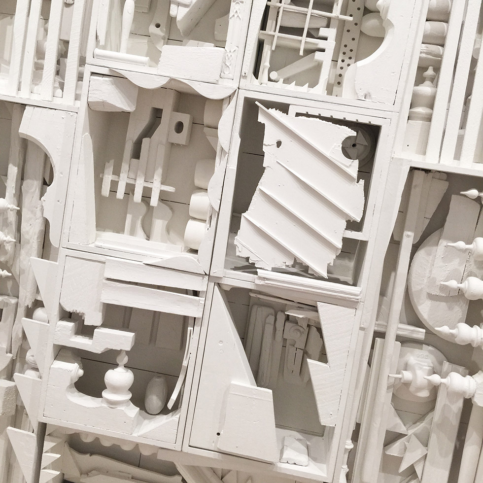 Louise Nevelson at the new Whitney | New York, New York
