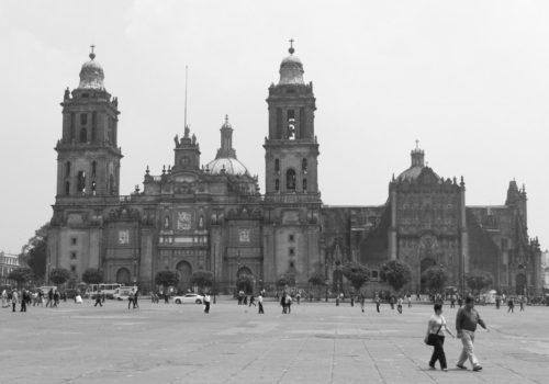 Zocalo | Mexico City, Mexico