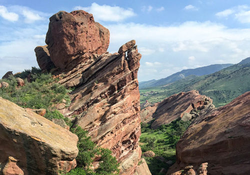 Red Rocks In Denver | Denver, Colorado