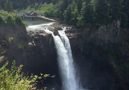 Welcome To…Snoqualmie Falls