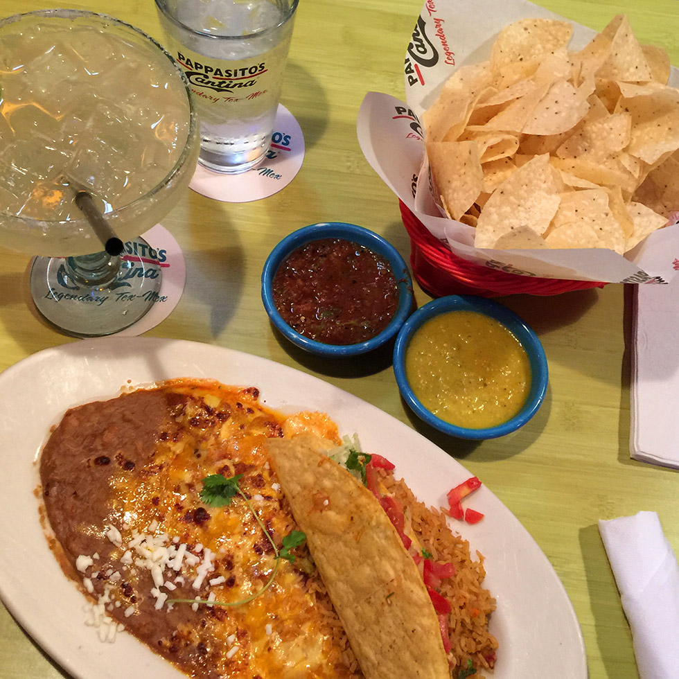 Mexican Food and Margaritas in DFW Airport | Dallas, Texas