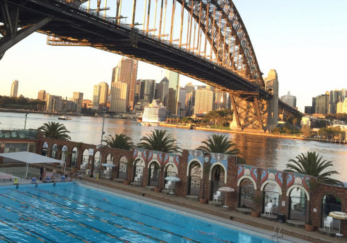Olympic Pools Of Sydney