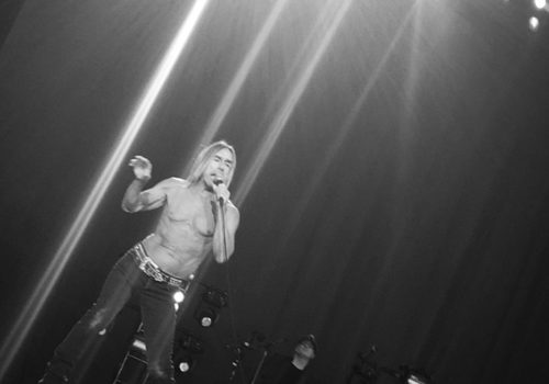 Iggy Pop At Heavy Montreal | Montreal, Canada