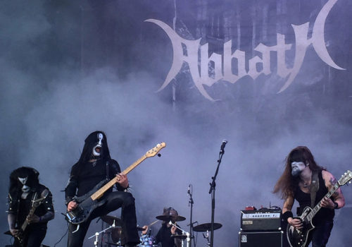 Abbath At Heavy Montreal