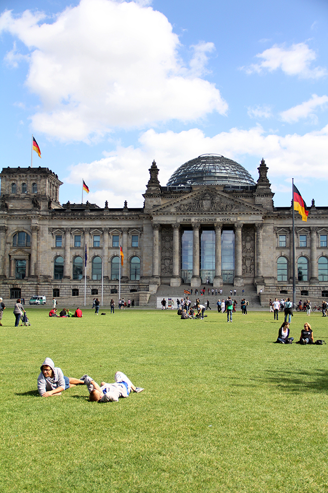 Reichstag | Berlin, Germany