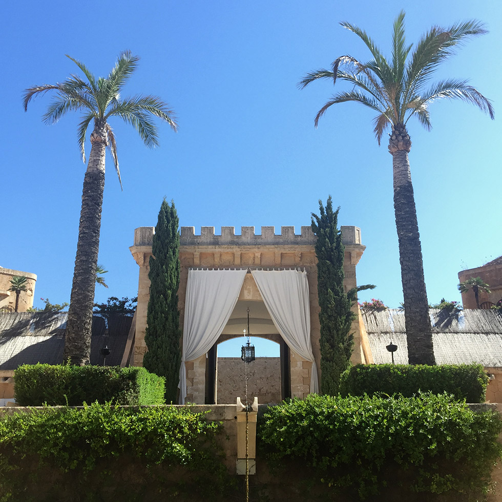 Cap Rocat: The Grounds | Palma De Majorca, Spain