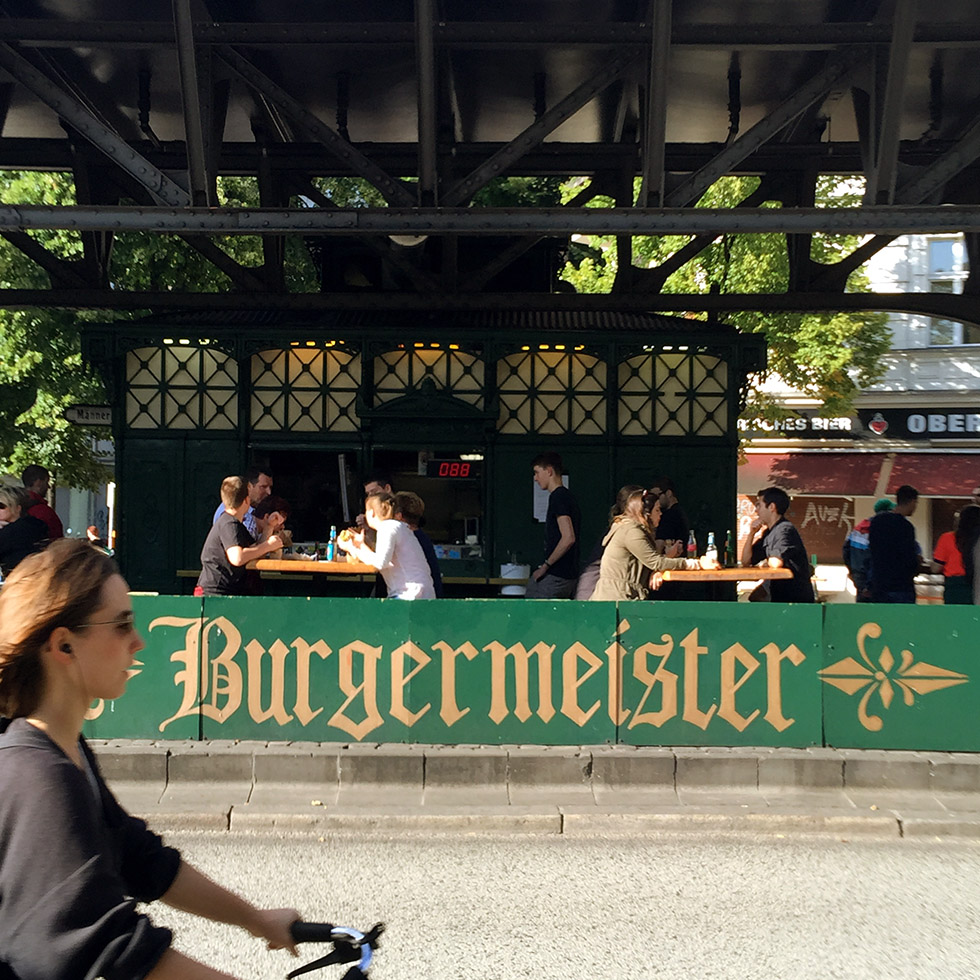 Burgermeister | Berlin, Germany