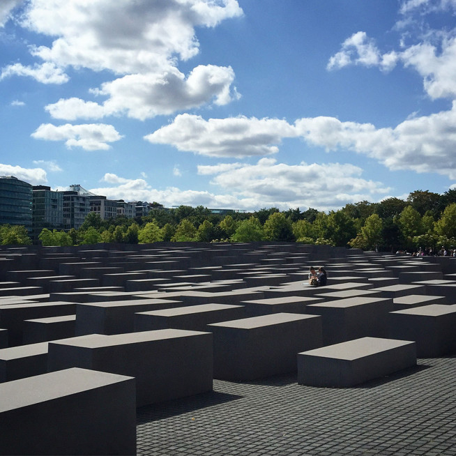 Holocaust Memorial | Berlin, Germany