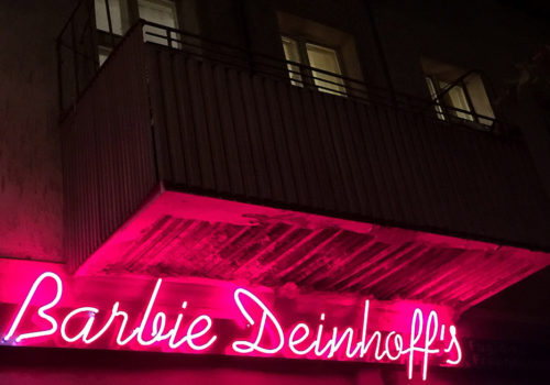 Barbie Deinhoff's | Berlin, Germany