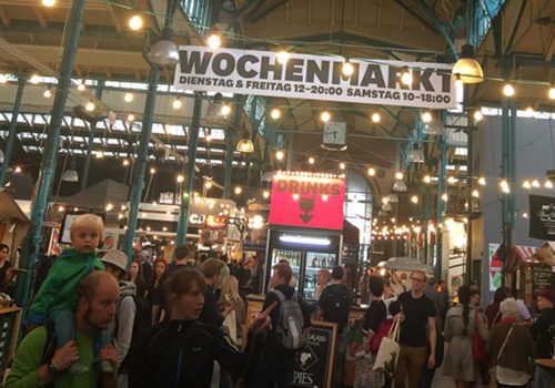 Markthalle Neun | Berlin, Germany