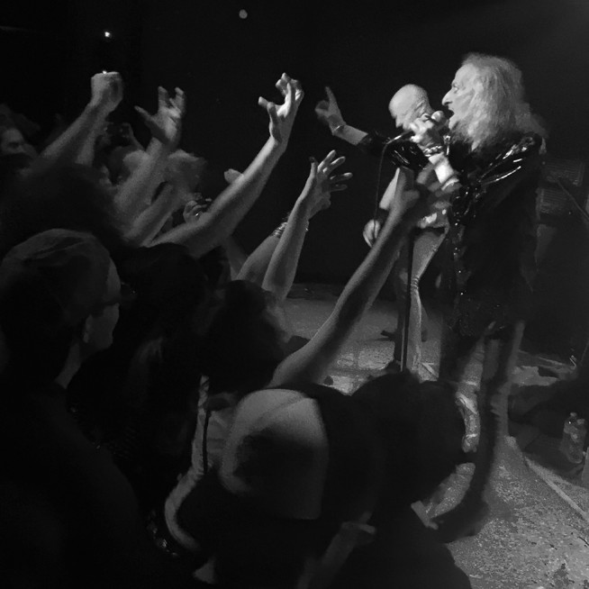 Pentagram at Saint Vitus | Brooklyn, New York