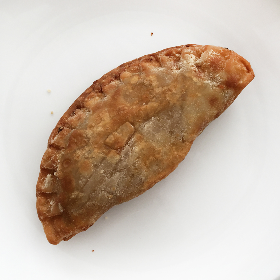 Chicken empanada at Coppelia | New York, New York
