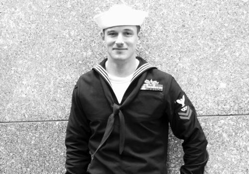 Sailor On Veteran's Day | New York, New York
