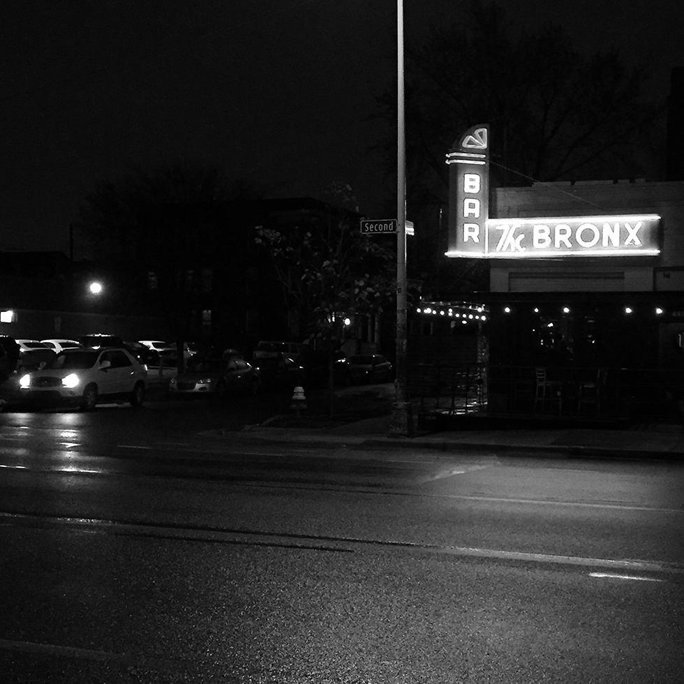 The Bronx Bar | Detroit, Michigan