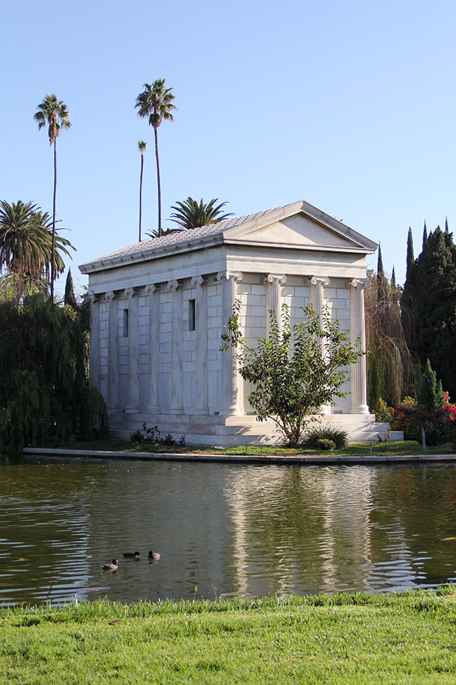 Hollywood Forever Cemetery | Los Angeles, California