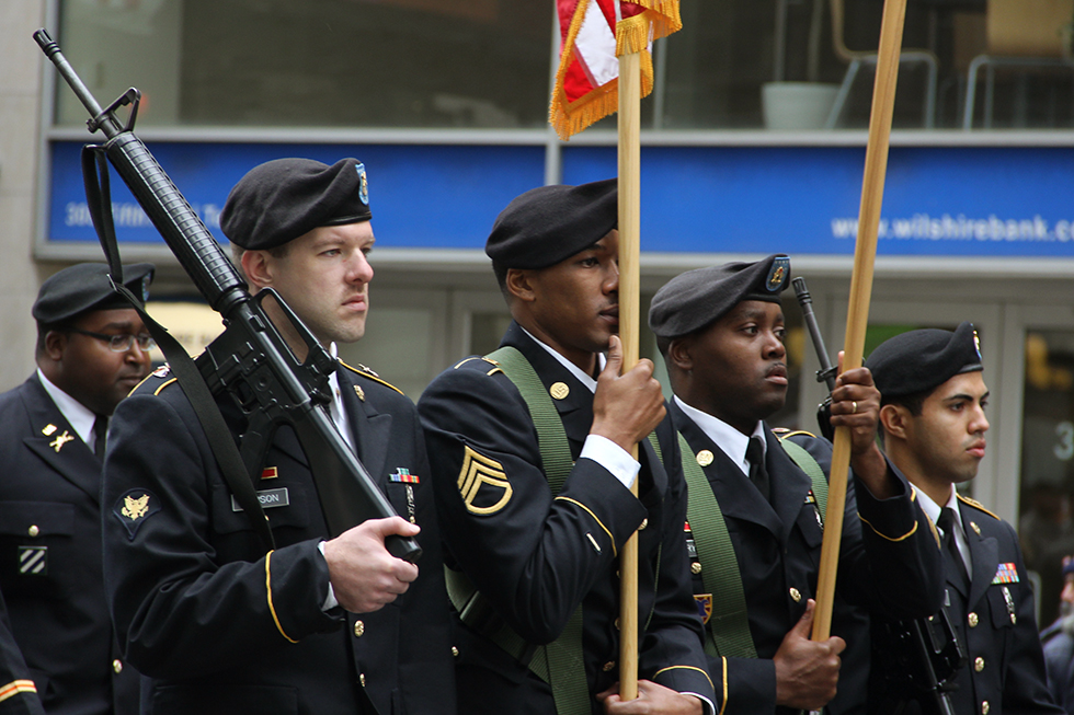 Veteran's Day Parade | New York, New York